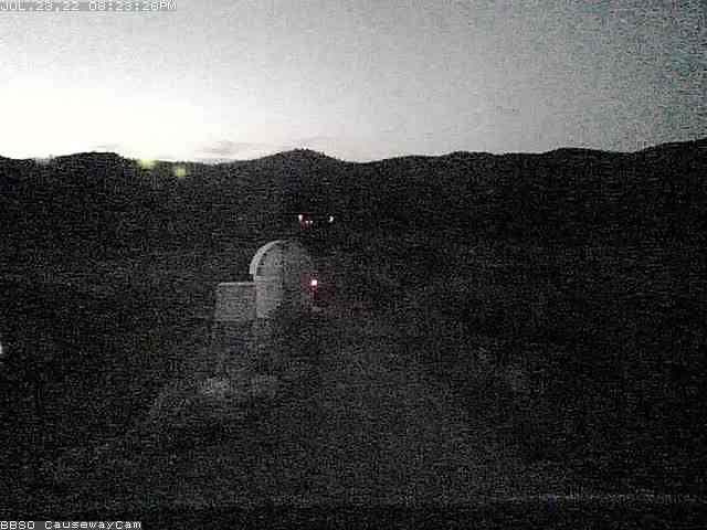 San Bernardino Mountains - Big Bear - California web cam view