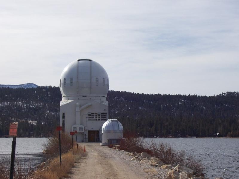 earthquake big bear solar observatory - photo #1